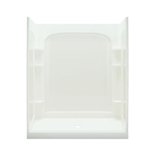 ASB 39094-HD 3-Piece White Distinction Tub Wall - Walmart.com