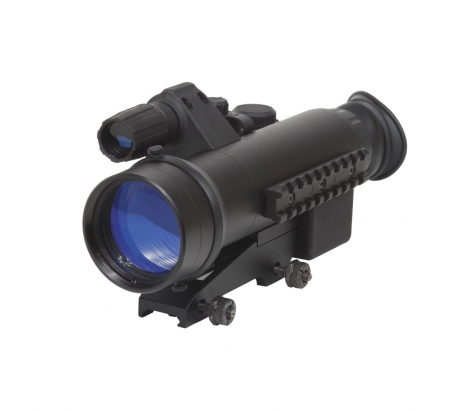 New Sightmark 2.5x50 Night Raider Night Vision Riflescope, Matte Black -