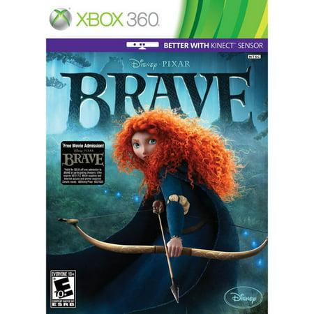 Image of Brave - Xbox 360