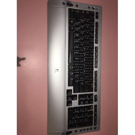 c1d4be3050e Logitech Cordless Desktop S510 Keyboard (820-000314) - Walmart.com