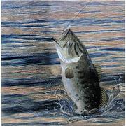 Gone Fishin Beverage Napkins (16 Count)