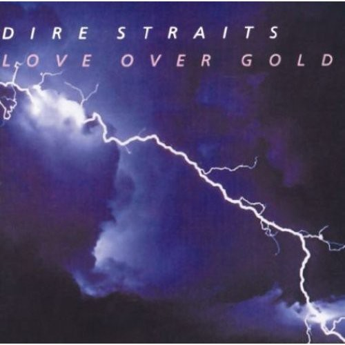 Dire Straits - Love Over Gold [CD]