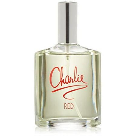 CHARLIE RED by Revlon Eau Fraiche Spray 3.4 oz for Women (Eau Fraiche Natural Spray)