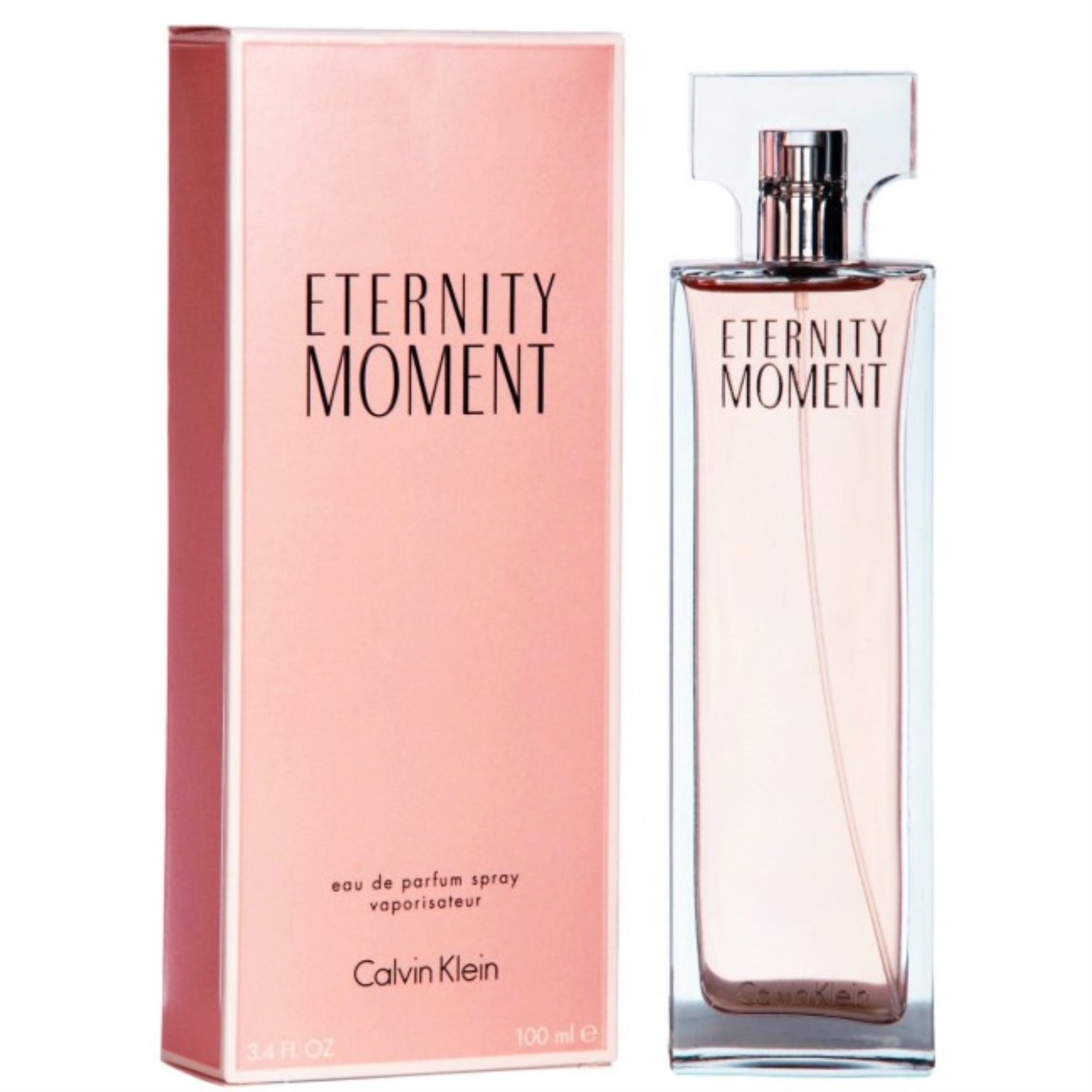 Calvin Klein Eternity Moment For Her Eau De Parfum 100ml