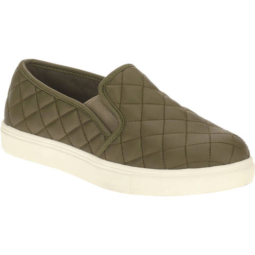 Image of Big Buddha Women's Quilt Twin Slip-on Shoe