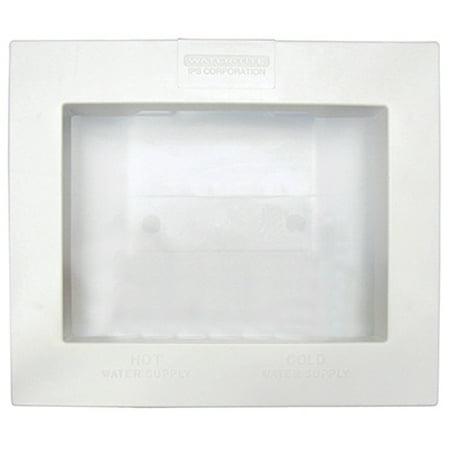 Ips W2012btp Washing Machine Outlet Box Dual Drain