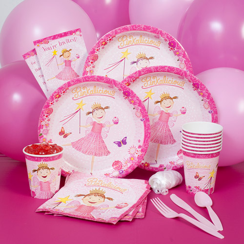 Pinkalicious Party Pack For 8