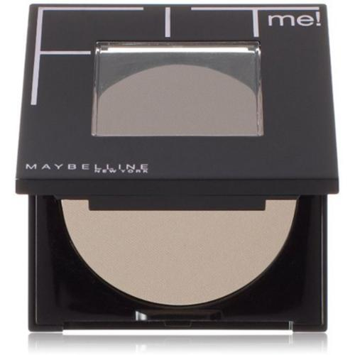 Maybelline New York Fit Me! Pressed Powder, Ivory [115] 0.30 oz (Pack of 4)