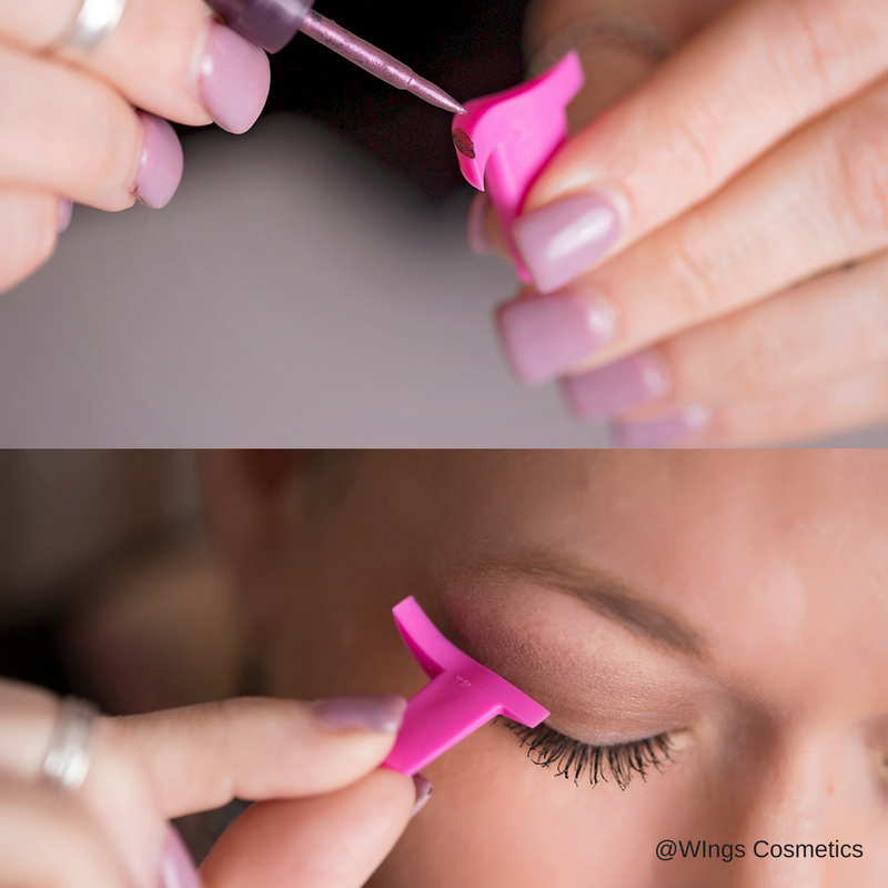 Eyeliner Wing Stamp Classic by ICO Molds