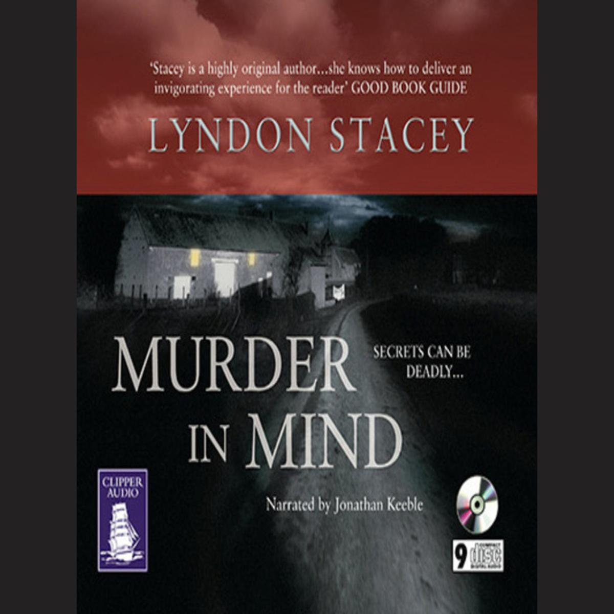 Murder in Mind - Audiobook