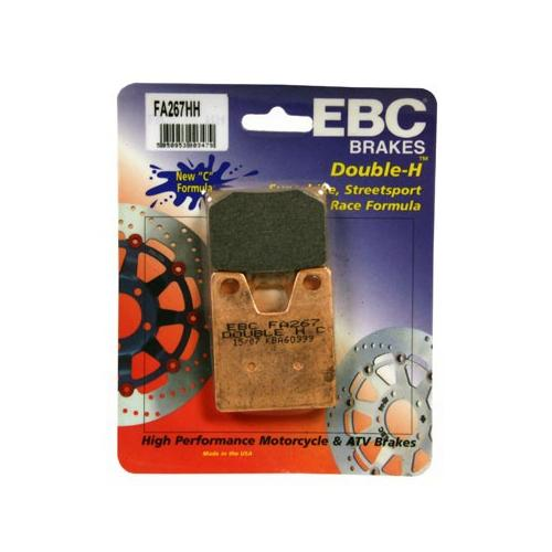 EBC Double-H Sintered Brake Pads Rear Fits 99-01 Yamaha YZF R7