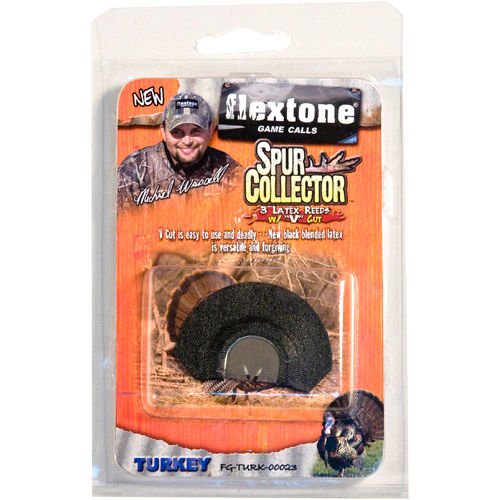 "Flextone ""Michael Waddell"" Spur Collector Turkey Call"