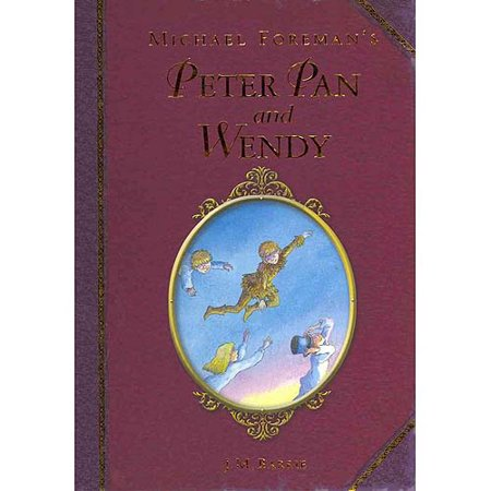 Michael Foremans Peter Pan and Wendy by
