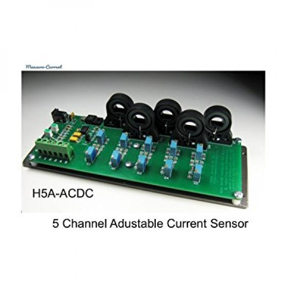 5 Way Multiple Channels C/T - AC/DC Current Sensor Hall E...