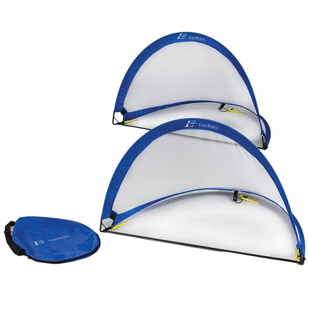 EastPoint Sports 4ft Twister Easy Pop-Up Goal Set - 4' x 32
