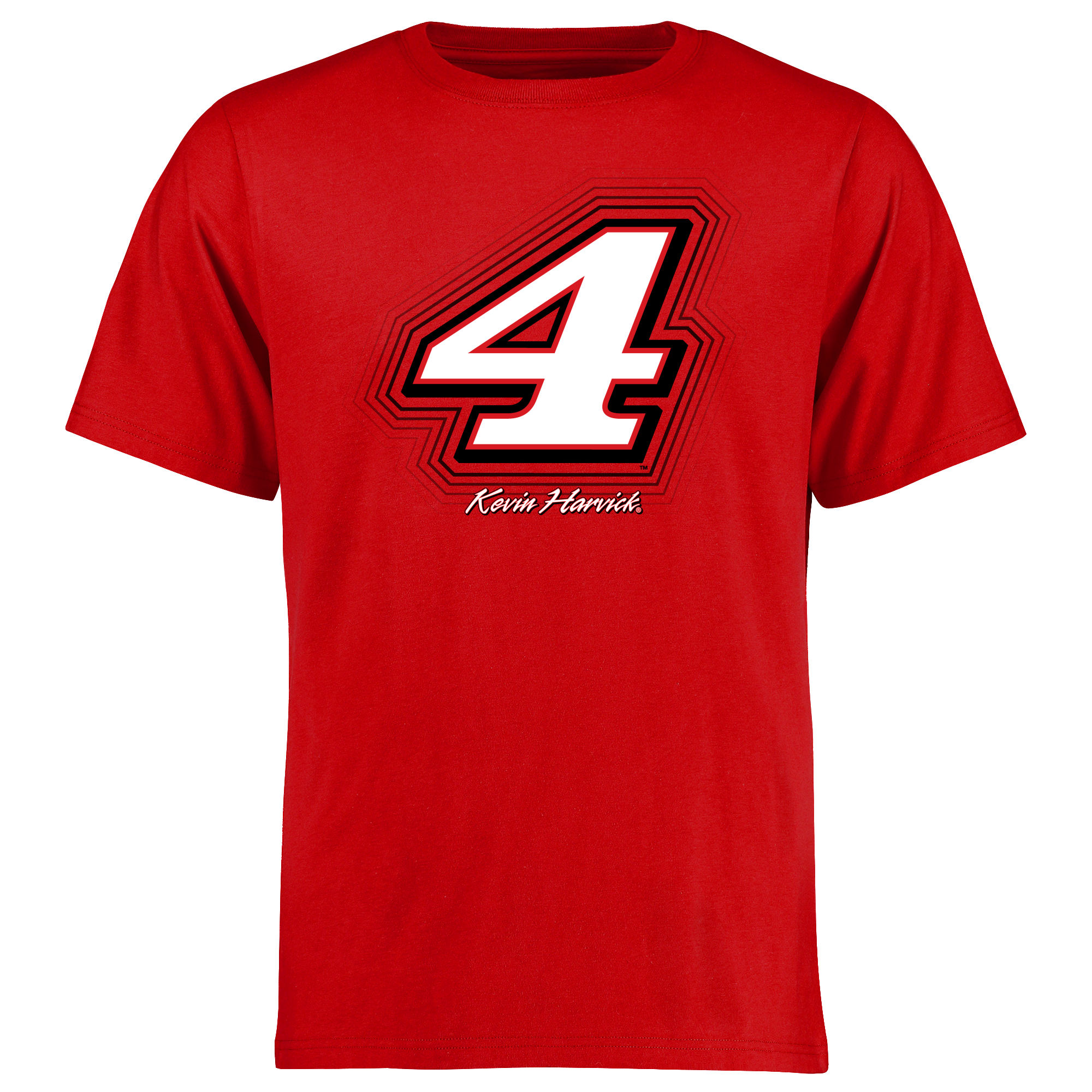 Kevin Harvick Reverb T-Shirt - Red