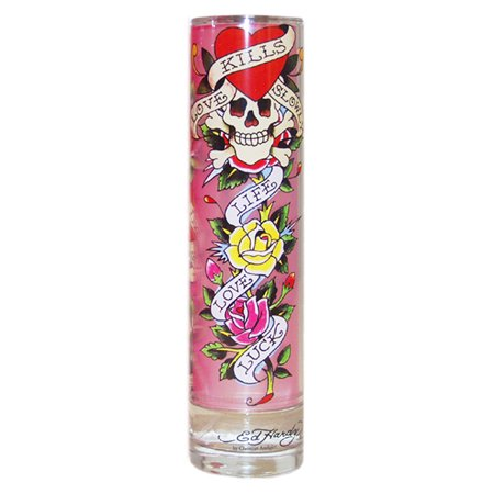 Ed Hardy Lady Short (Christian Audigier Ed Hardy Eau De Parfum Spray 3.4 oz)