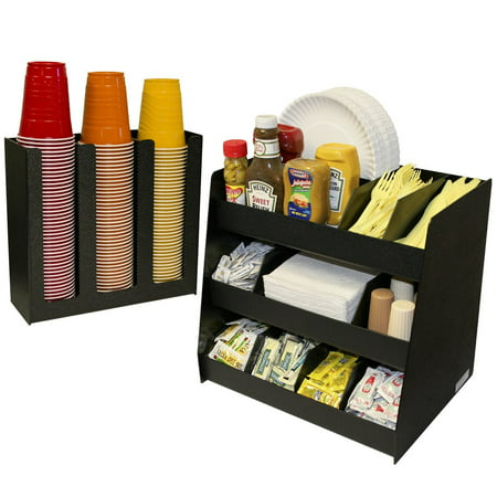 Professional Coffee Condiment 2 Piece Combo  Answers All Your Coffee Service