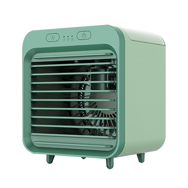 Portable Air Conditioner Fan Personal Space Evaporative Air Cooler Rechargeable Usb Desk Fan Super Quiet Humidifier Misting Cooling Fan For Home Office Bedroom Walmart Com Walmart Com 15 best battery operated, portable, personal fans for all occasions. walmart