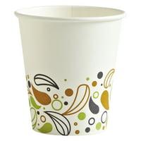 Boardwalk Deerfield Printed Paper Hot Cups, 10 oz, 1000 count -BWKDEER10HCUP
