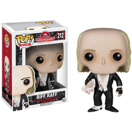 FUNKO POP! Movies Rocky Horror Picture Show Riff Raff](Rocky Horror Characters)