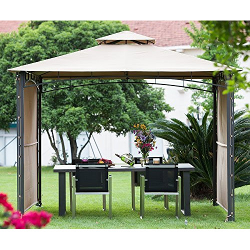 number homes l gazebos of gazebo patio home tent sawyer tents walmart gardens view ideas larger outdoor better design image and cove
