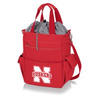 Picnic Time 614-00-138-704-0 Boise State Broncos Digital Print Activo Tote, Navy