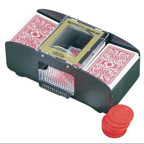 Miles Kimball 2 Deck  Automatic Card Shuffler