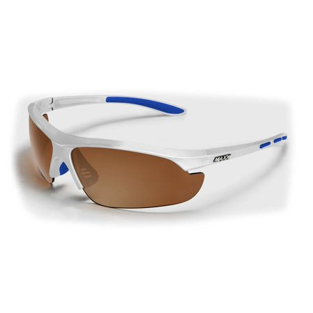 2017 Maxx Sunglasses TR90 Maxx Raven 2.0 HD White w/ Blue Amber Lens Polarized](great deals on sunglasses)