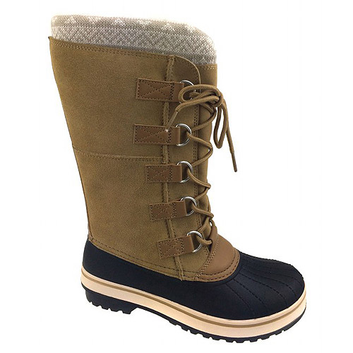 Ozark Trail Women's Tall Winter Boot