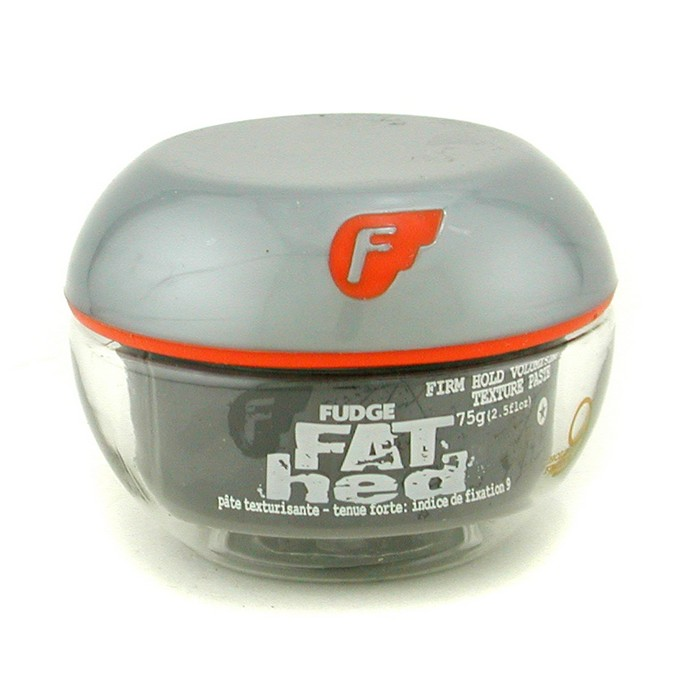 Fudge - Fat Hed (Firm Hold Volumising Texture Paste) - 75g/2.5oz