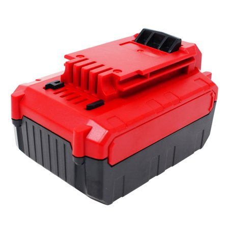 """Compatible Battery for Porter Cable 20V 1/2"""" Cordless Impact Wrench (PCC740LA) - Compatible with Porter Cable PCC685L Battery (20V, Lithium-Ion, 4000mAh) - image 1 de 3"""
