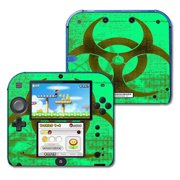 Skin Decal Wrap for Nintendo 2DS Biohazard