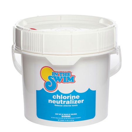 In the swim pool water chlorine neutralizer 15 pounds - Swimming pool chlorine concentration ...