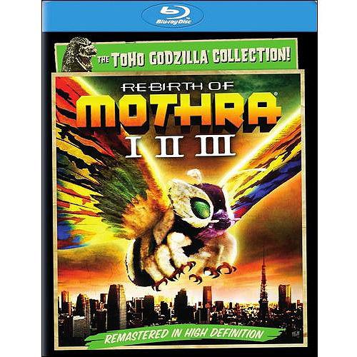 Rebirth Of Mothra: I - III (Blu-ray) (Anamorphic Widescreen)