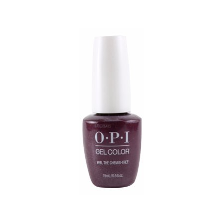 OPI Gelcolor- Feel the Chemis-tree- Holiday 2017 (15ml, - Color Chimes