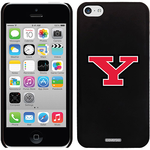 Youngstown State Y Design on Apple iPhone 5c Thinshield Snap-On Case by Coveroo