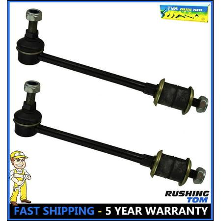 2 Rear Driver & Passenger Sway Bar Link For Nissan Pathfinder Infiniti QX4 (Nissan Pathfinder Sway Bar)
