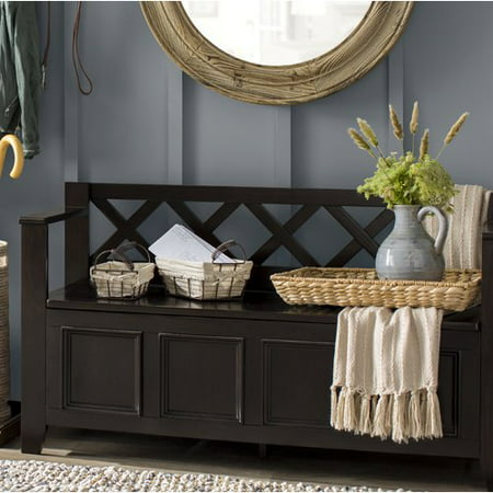 Excellent Darby Home Co Otterville Wood Storage Bench Theyellowbook Wood Chair Design Ideas Theyellowbookinfo