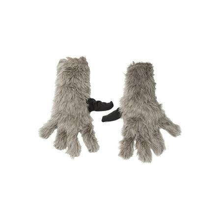Guardians of the Galaxy Rocket Raccoon Child Gloves - Raccoon Gloves