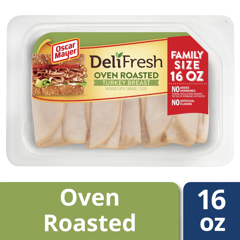 Oscar Mayer Deli Fresh Oven Roasted