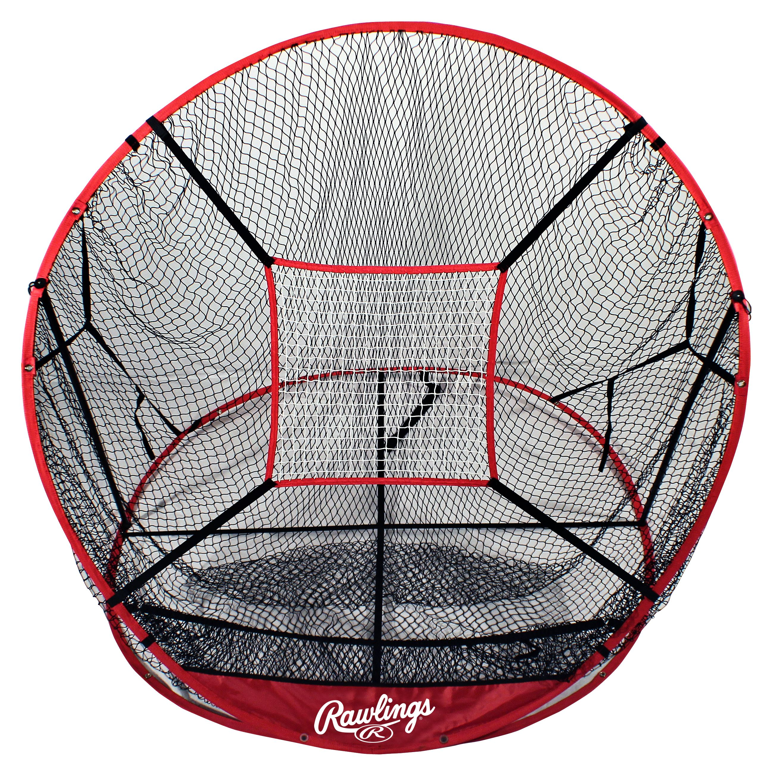 Rawlings 3-In-1 Pop Up Net