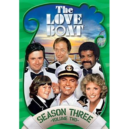 The Love Boat: Season 3, Volume 2 (DVD)