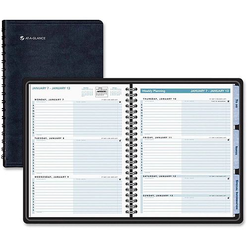 At-A-Glance Action Planner Weekly Appointment Book