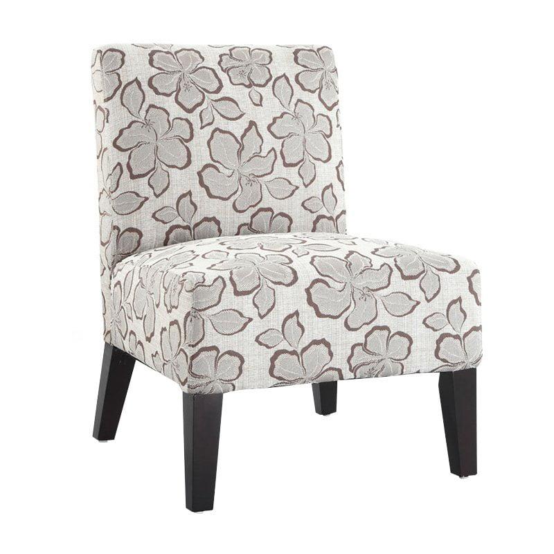 Monaco Accent Chair - Hibiscus Hazel