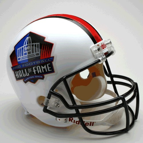 Hall Of Fame Riddell Deluxe Replica Helmet