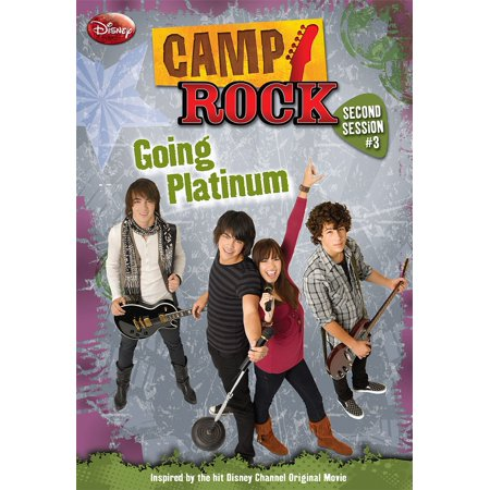 Camp Rock: Second Session: Going Platinum - eBook