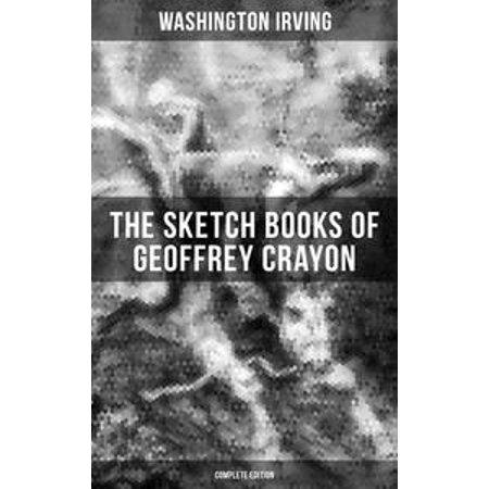 Edition Wax (The Sketch Books of Geoffrey Crayon (Complete Edition) - eBook )