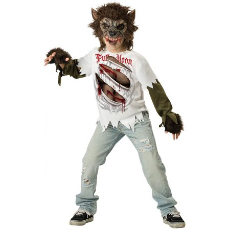 Werewolf Child Costume - XX-Large