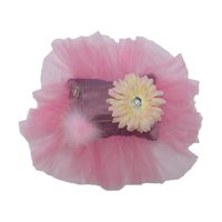 Suzannes Pink Fairy Ring Bearer Pillow